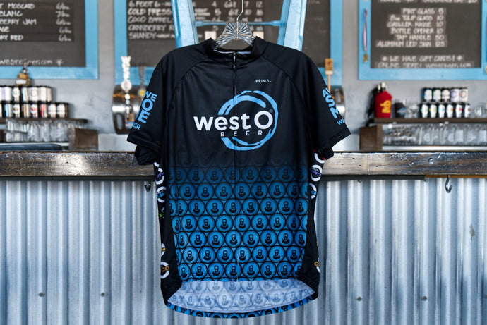 2019 Team West O Bike Jersey