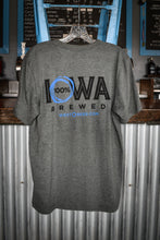 """100% Iowa Brewed"" T-Shirt"