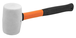 Economy Rubber Mallet with Fiberglass Handle