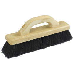 "Kraft Tool 12"" Horsehair Blend Hand Finish Brush"