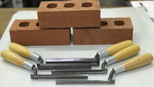 Marshalltown's Premier Line wood-handle Concave Jointers
