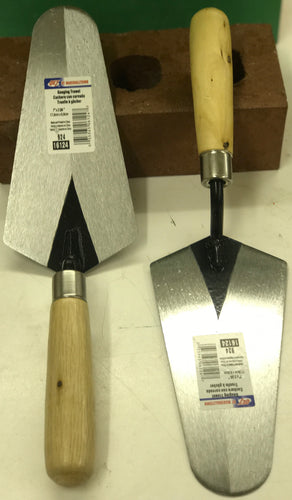 QLT by Marshalltown: Gauging trowel
