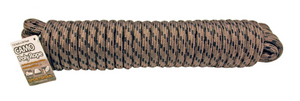 "1/2""x50' Camo Braided Poly Rope"