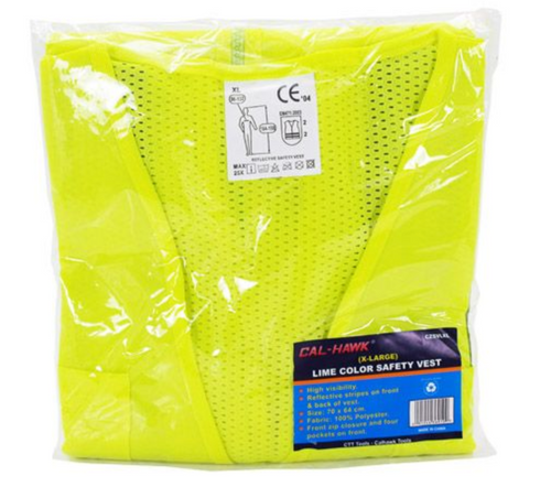 High Visability Safety Vest