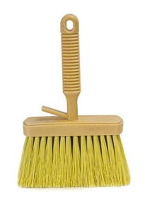 "Masonry Brush - Poly Bristles - 6 1/4"" Block"