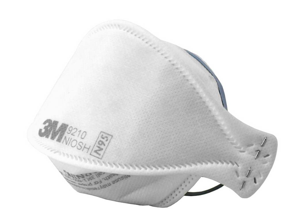 3M 9210 Particulate Respirator Mask N95