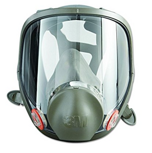 3M Full-face masks - respirators