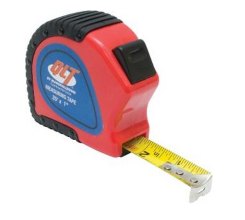 Brick Rule Tape Measure