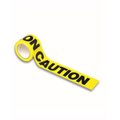 Caution Tape - Yellow - 300'x2