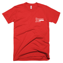 The Masonry Store Short Sleeve Men's T-shirt