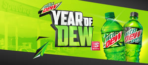 "Mtn Dew® & Speedway ""Charge Your Garage"" IWG/Sweeps ENDS 5/2/21"