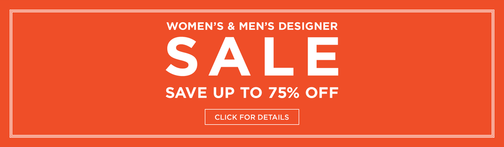 Bergdorf Goodman Women's and Men's Designer Sale Save Up to 75% Off