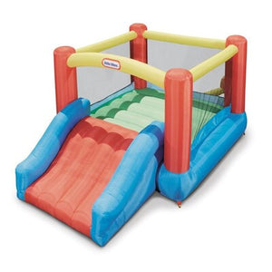 Little Tikes Jr. Jump 'n Slide Bounce House Toy Now $49.98/Regularly $229.99