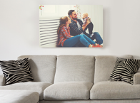 94% Off a Custom Canvas by Canvas People