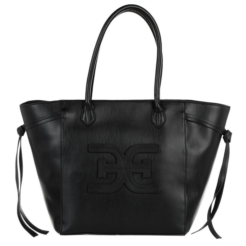 Sam Edelman Eleanor Black Shoulder Handbag $29.99