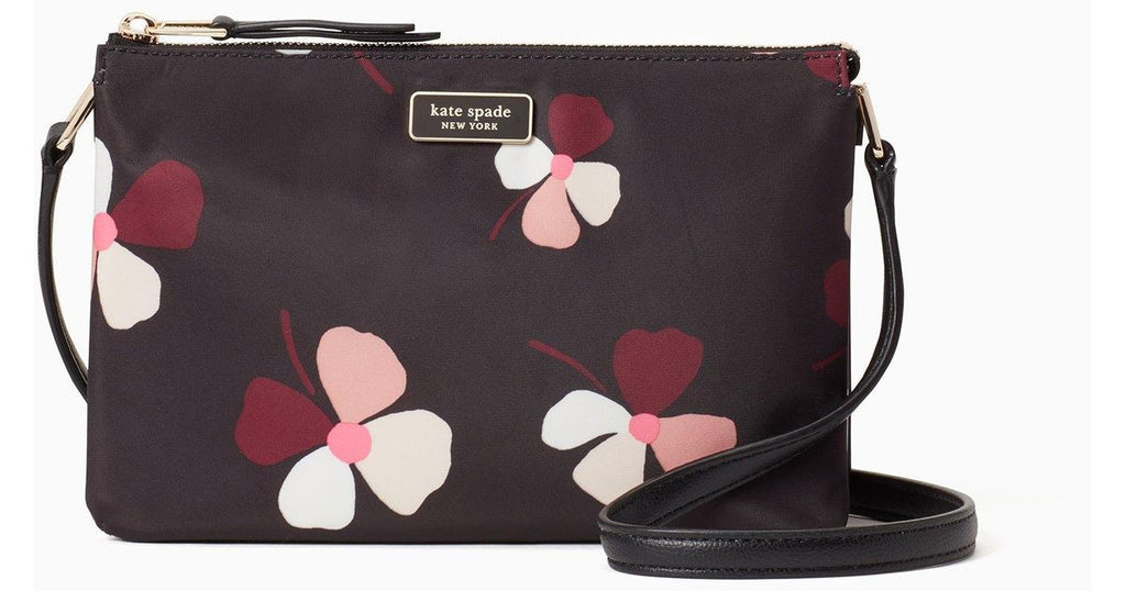 Kate Spade Dawn Triple Gussett Crossbody Purse Regularly $179 Today Only $49!