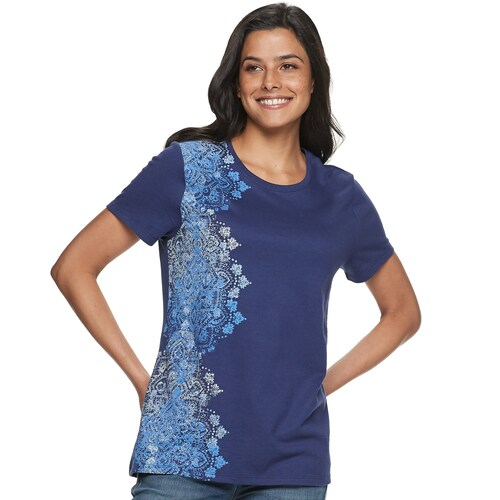 Women's SONOMA Goods for Life™ Graphic Crewneck Tee $2.33