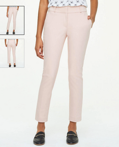 Loft Outlet Blush Ankle Pants Regular Price $69.99 Now $16.99