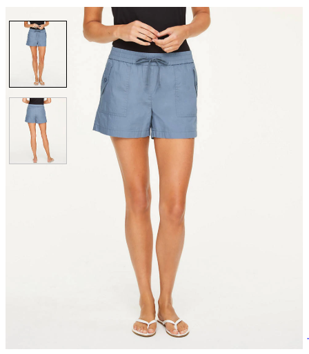 Women's Cargo Shorts Regularly $44.99 Now $8.49