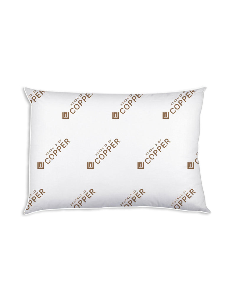 Essence Copper Cotton Pillow Closeout $11.20 Regularly $28.00