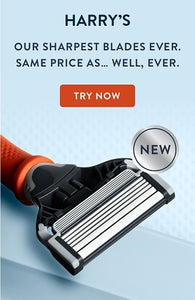 Harry's Razors Free Sample Limited Time Deal