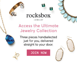 Rocksbox Jewelry Rental Subscription Box First Month Free