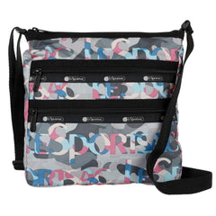 Candace North South Crossbody Camo