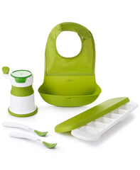 OXO Tot Mealtime Essentials Toddler Infant Newbord Feeding Set