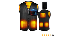 Mens Heated Vest Clearance Sale