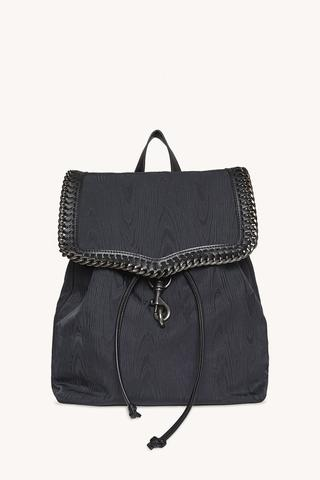 Woven Chain Backpack