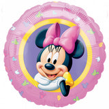 "18"" Minnie Mouse Character Foil Balloon"