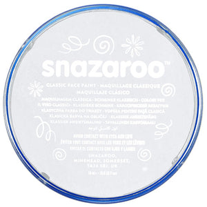 18ml White Snazaroo Face Paint