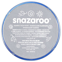 18ml Light Grey Snazaroo Face Paint