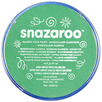 18ml Bright Green Snazaroo Face Paint