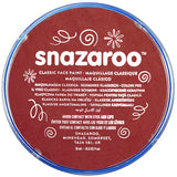18ml Burgundy Snazaroo Face Paint