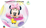 Baby Minnie Mouse Bubble Balloon