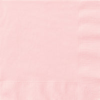 Lovely Pink 2ply Luncheon Napkins