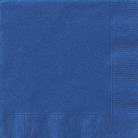 Royal Blue 2ply Luncheon Napkins