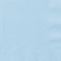 Powder Blue 2ply Luncheon Napkins