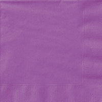 Pretty Purple 2ply Luncheon Napkins