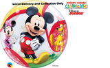 Mickey & His Friends Bubble Balloon