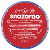 18ml Bright Red Snazaroo Face Paint
