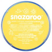 18ml Bright Yellow Snazaroo Face Paint