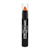Glow In The Dark Paint Stick Orange