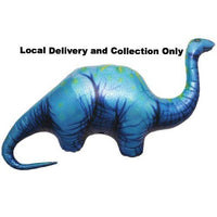 Apatosaurus Dinosaur Supershape Foil Balloon