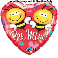 Bee Mine Foil Balloon
