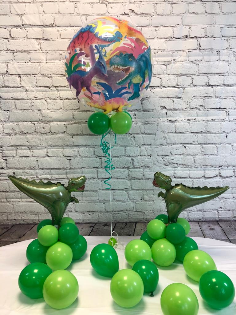 Dinosaur Package - WoW Balloons Direct