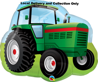 Farm Tractor Supershape Foil