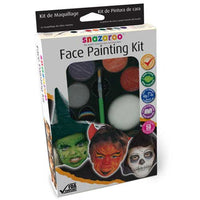 Snazaroo Halloween Palette Face Paint Kit