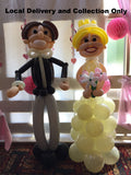 Deluxe Bride & Groom